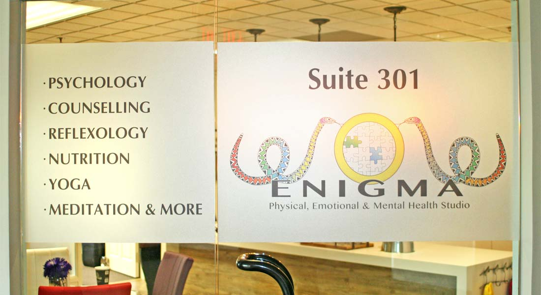 Enigma Sign