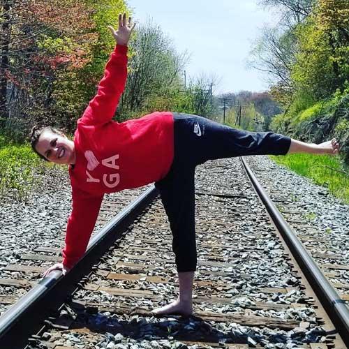 Crystal MacNeil Yoga Instructor